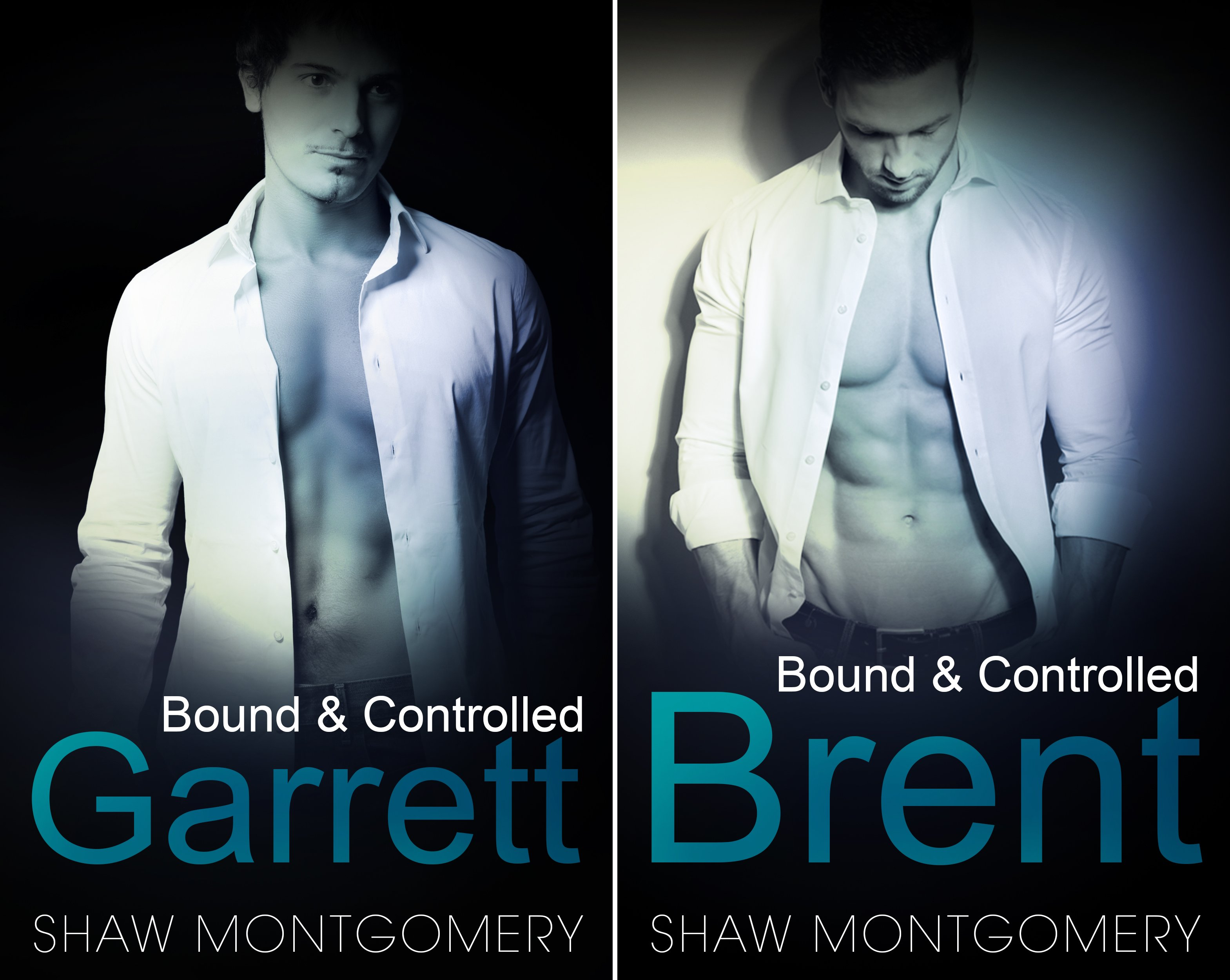 Bound & Controlled (2 Book Series)