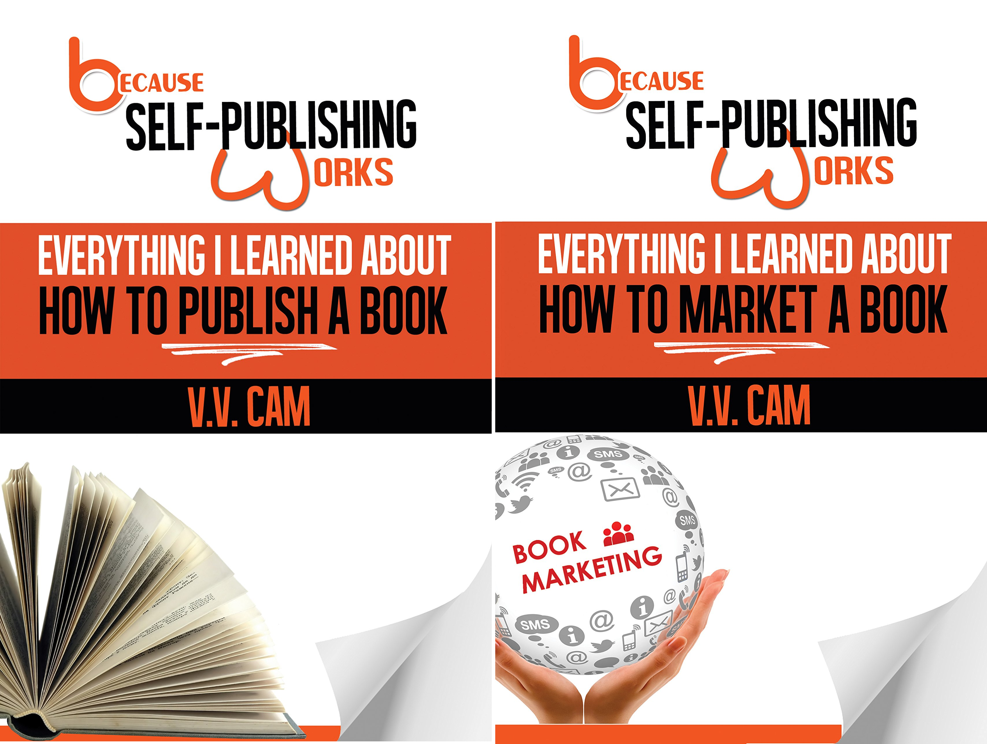 Because Self-Publishing Works (2 Book Series)