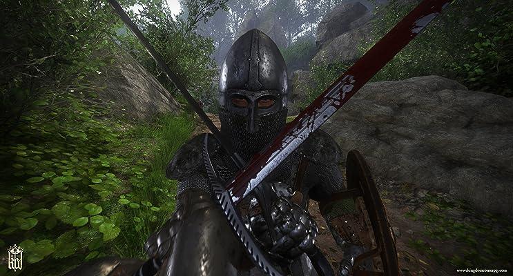 Amazon com: Kingdom Come: Deliverance [Online Game Code