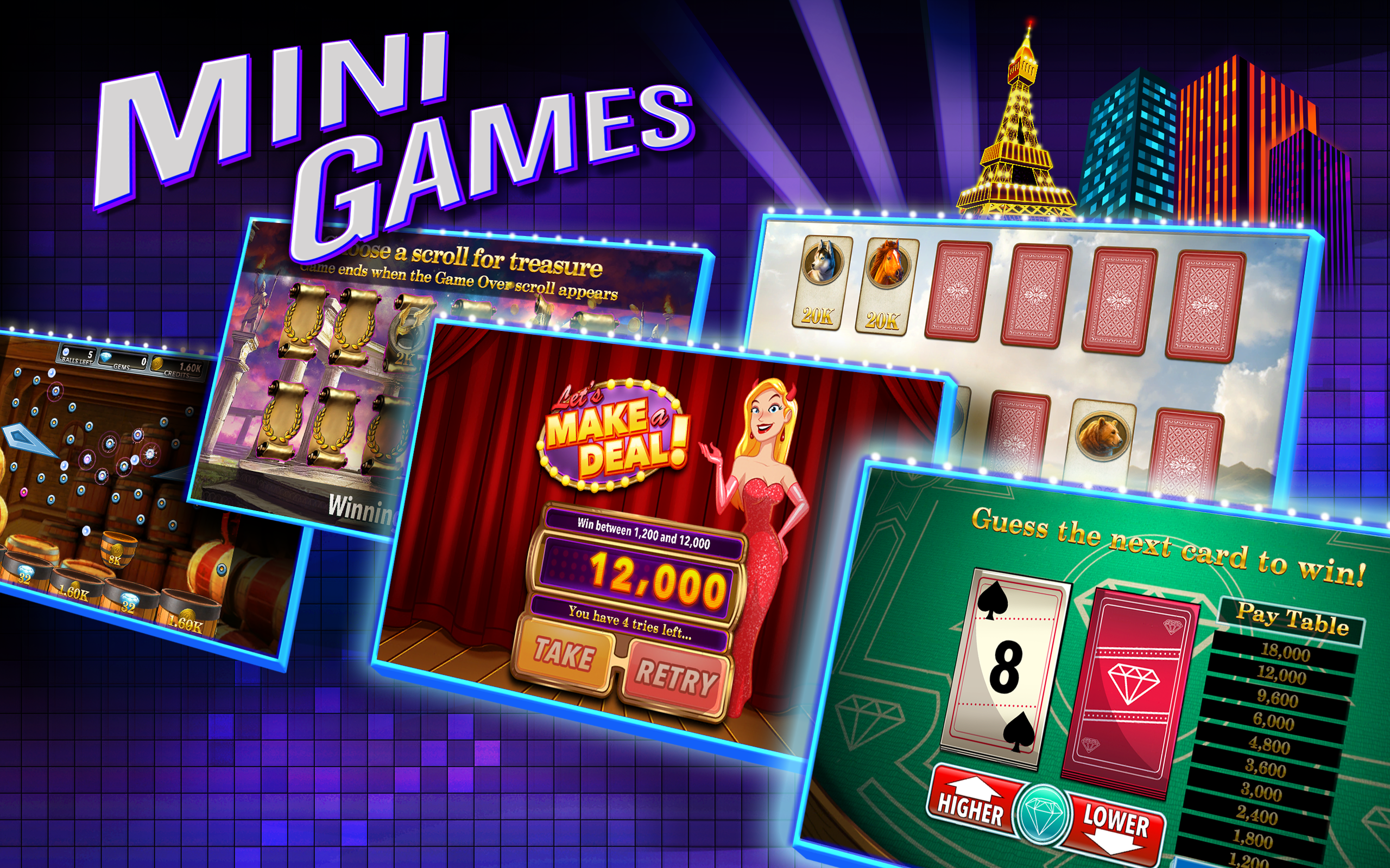 Vegas Jackpot Casino Free Slots Games - Journey Down to