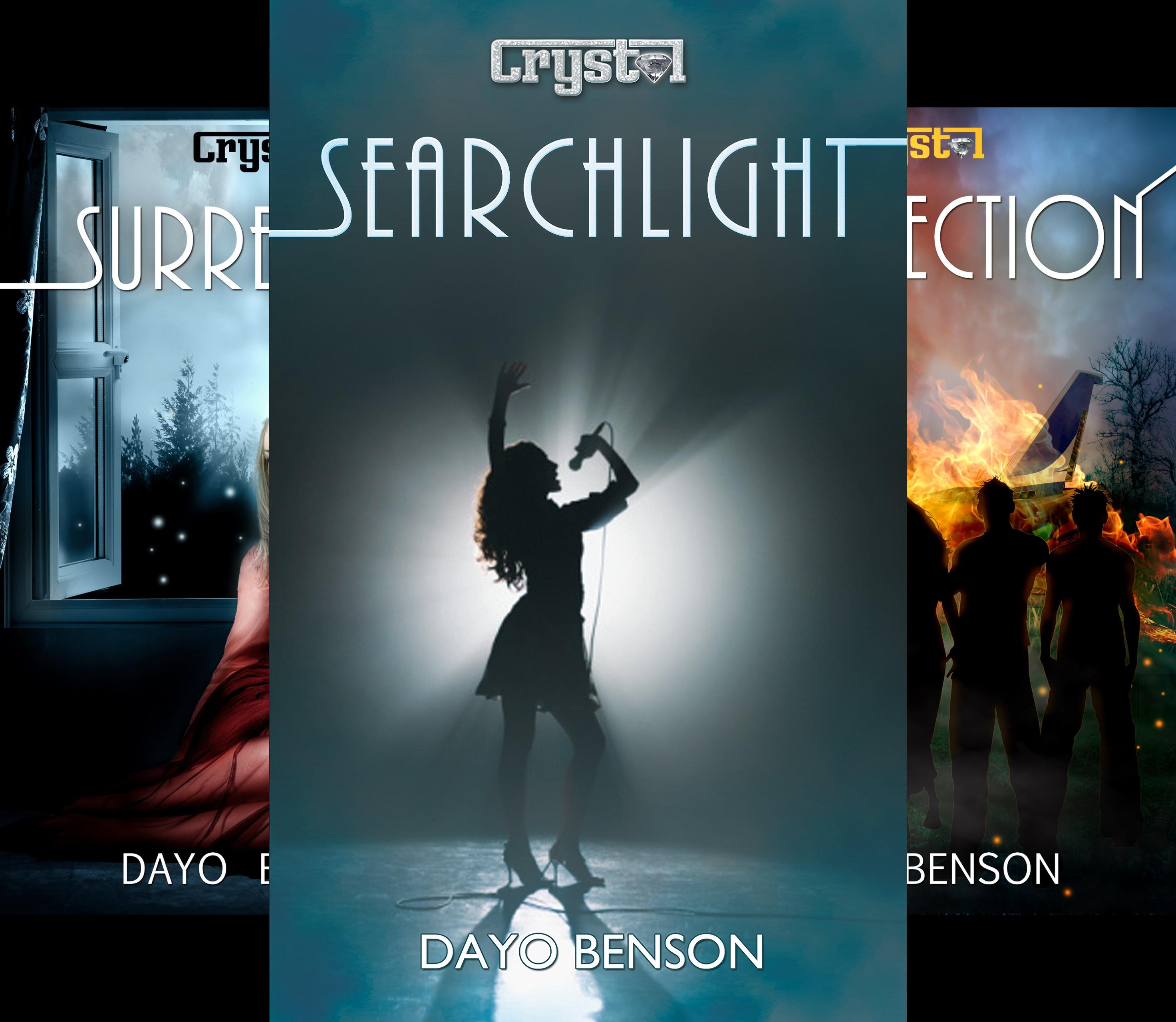 Books : Crystal (9 Book Series)