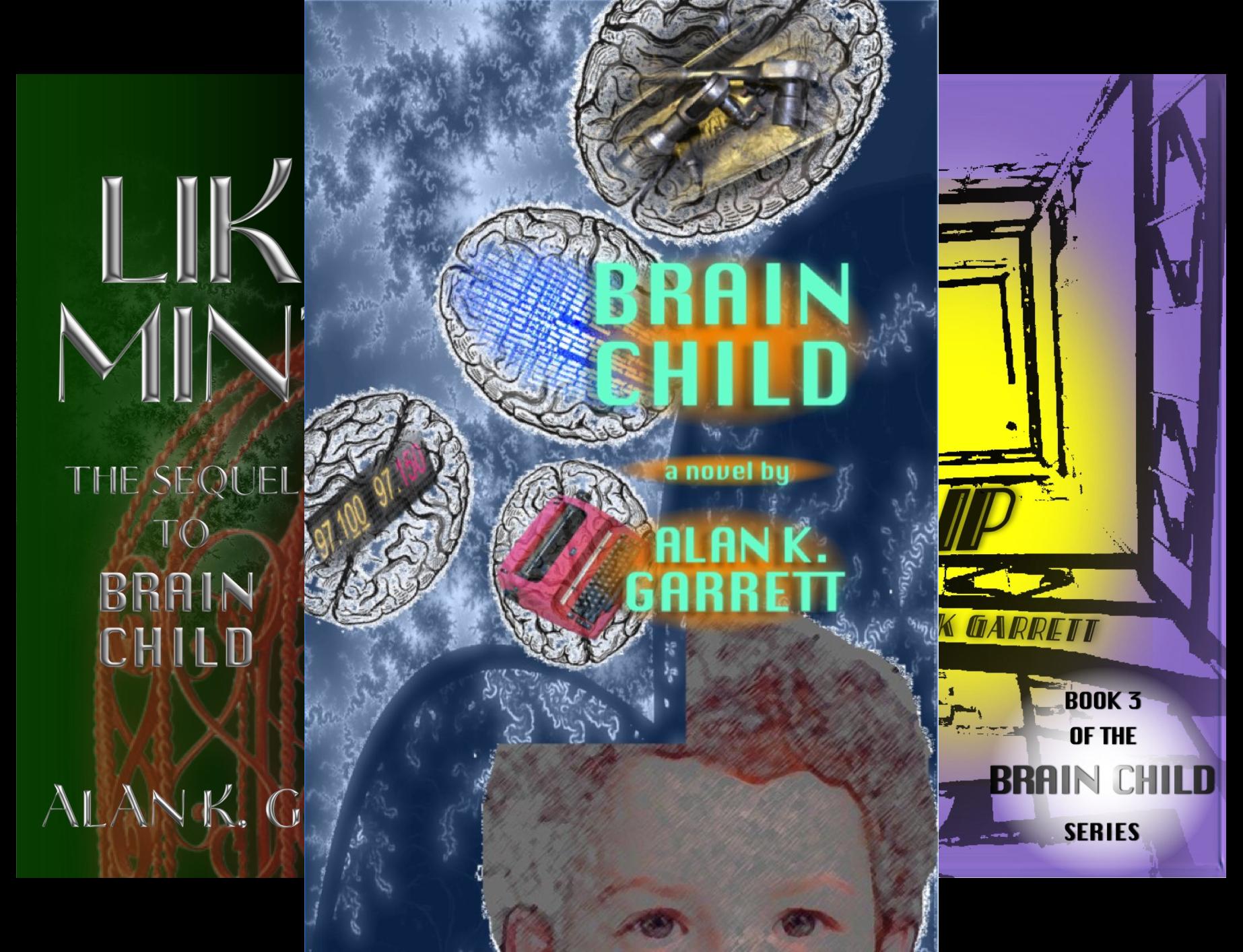 Brain Child (3 Book Series)