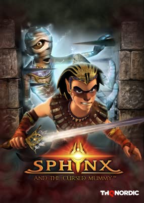 Sphinx and the Cursed Mummy [Online Game Code]