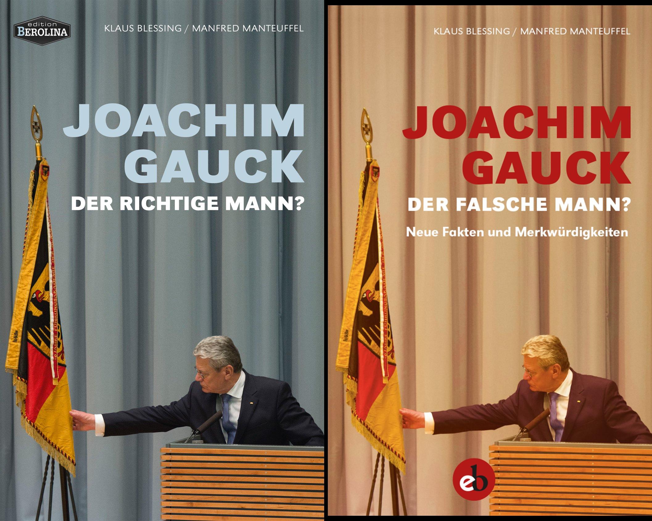 Joachim Gauck (Reihe in 2 Bänden)