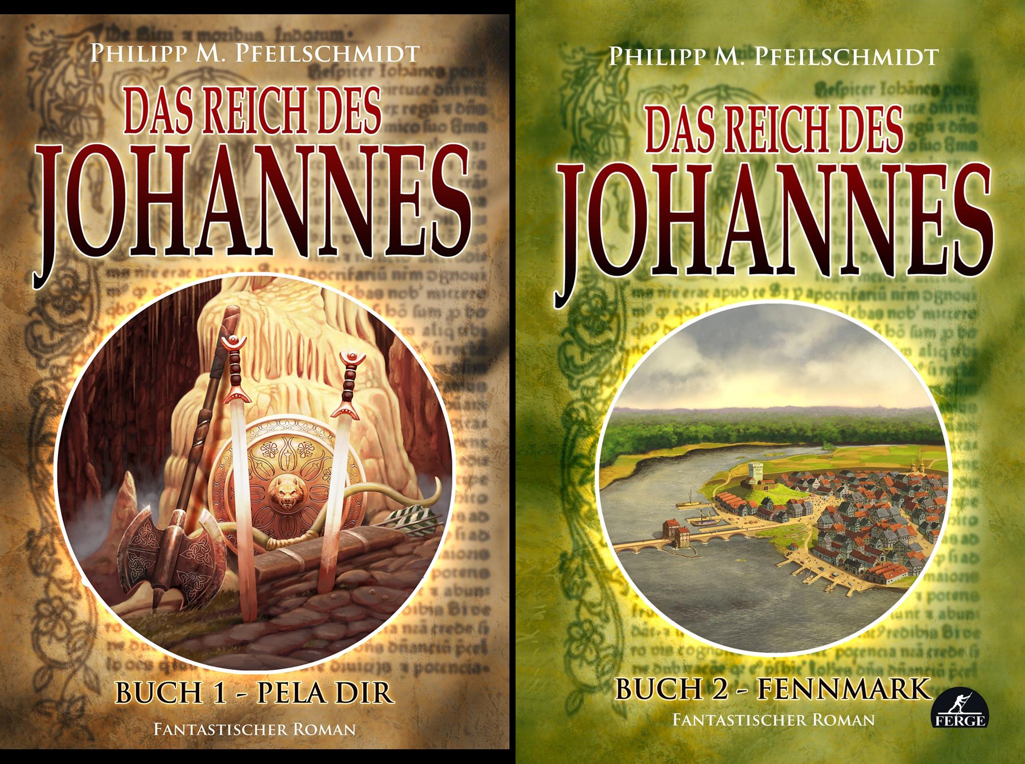 Das Reich des Johannes (Reihe in 2 Bänden)