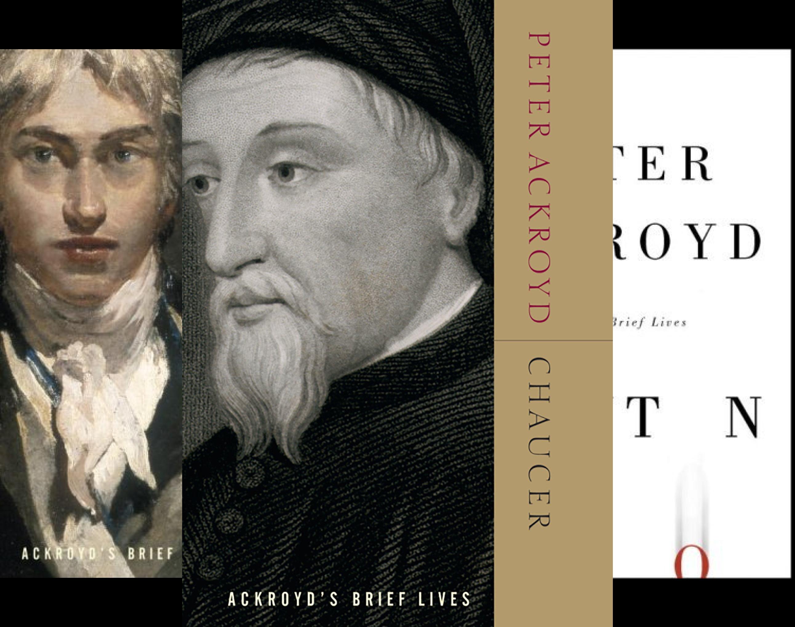 Ackroyd's Brief Lives (5 Book Series)