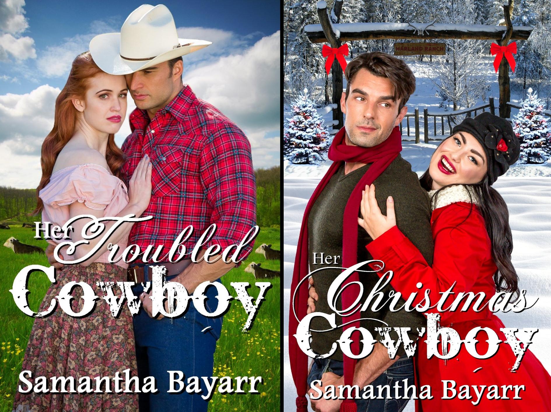 Cowboy Love (2 Book Series)