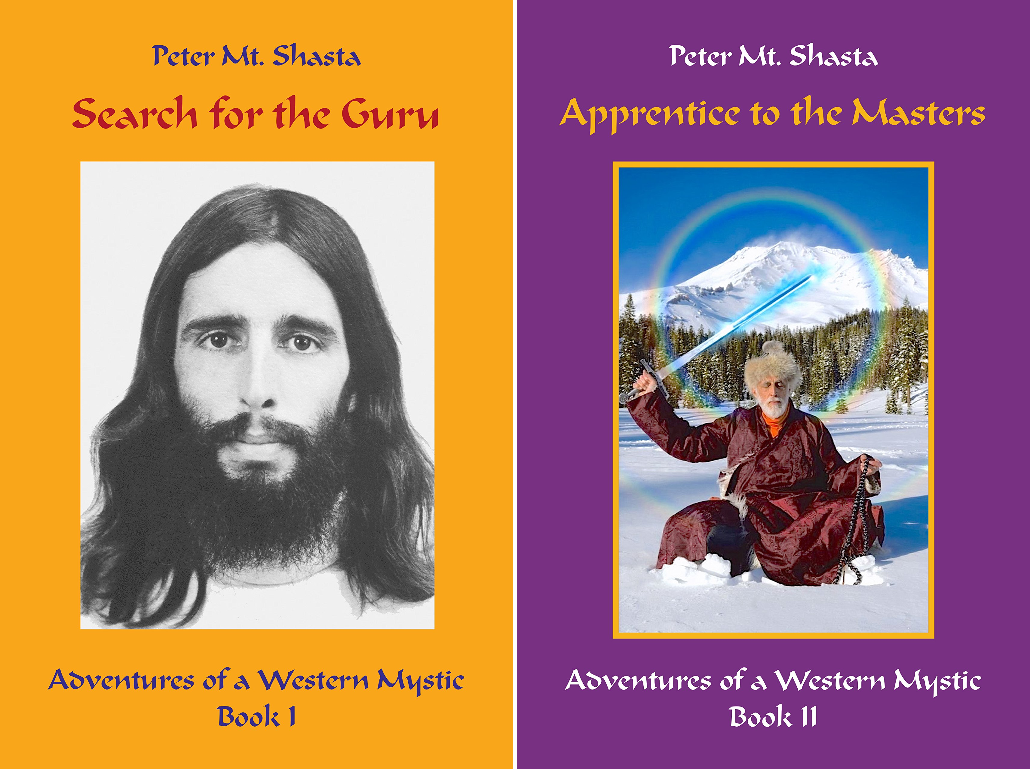 Adventures of a Western Mystic (2 Book Series)