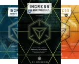 Ingress -The Niantic Project Files (4 Book Series)