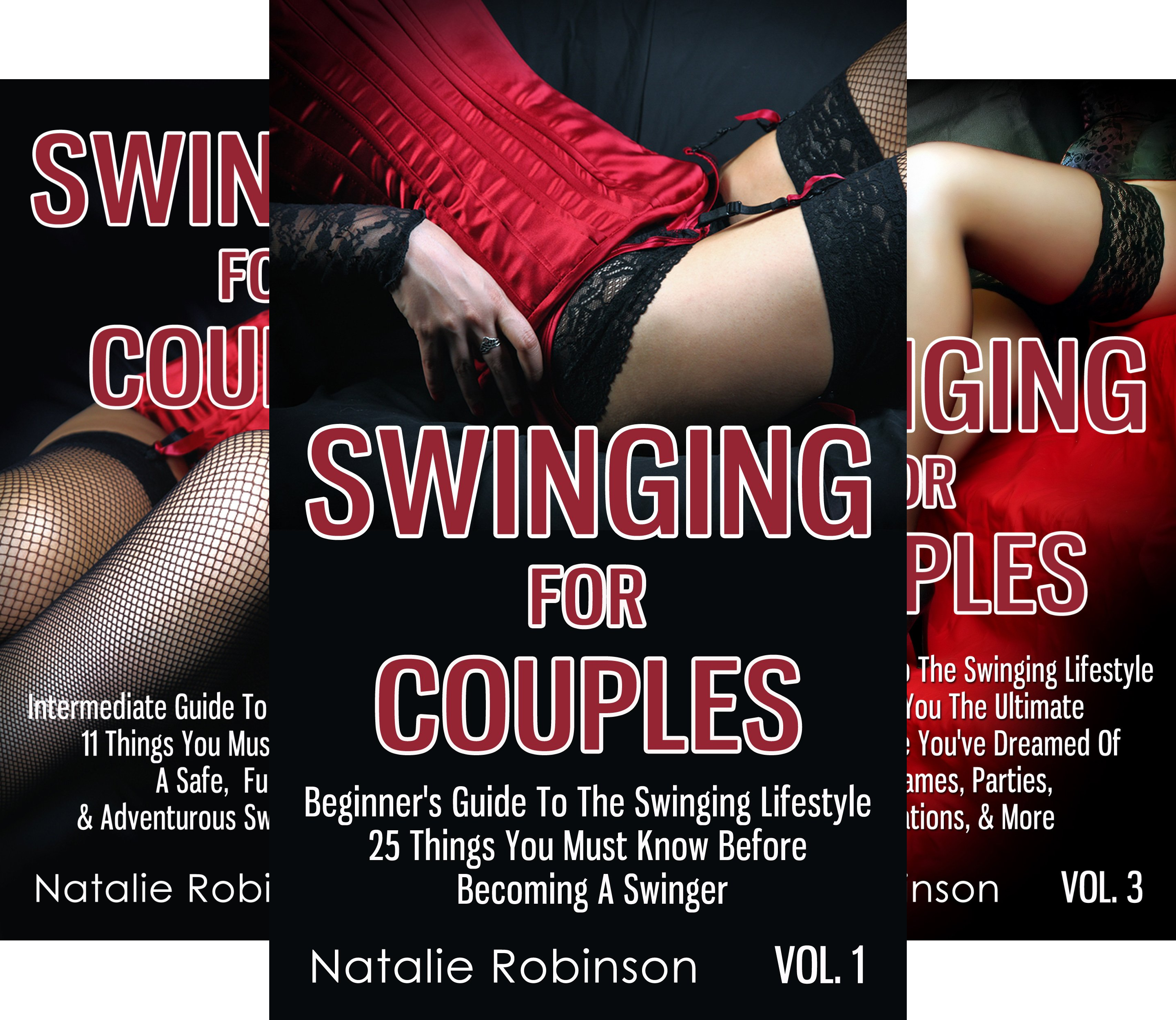 Ultimate Swingers' Guide (3 Book Series)