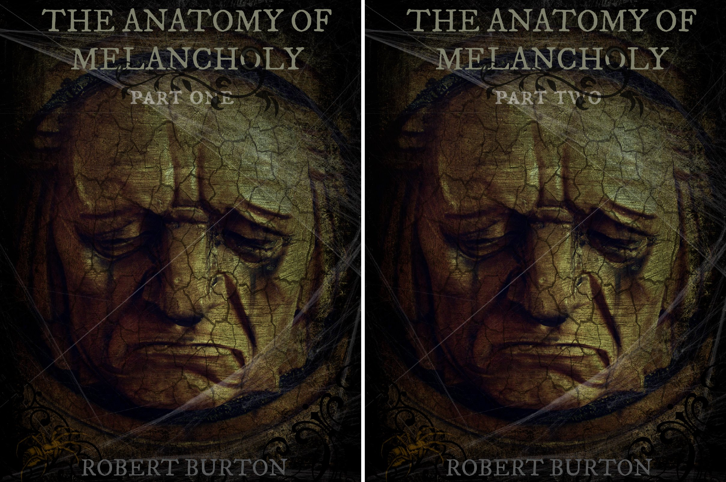 The Anatomy of Melancholy (2 Book Series)