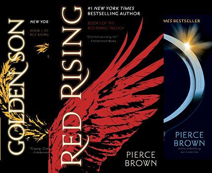 The Red Rising Saga (Book Series) by Pierce Brown