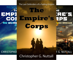 The Empire's Corps (13 Book Series) by  Christopher Nuttall