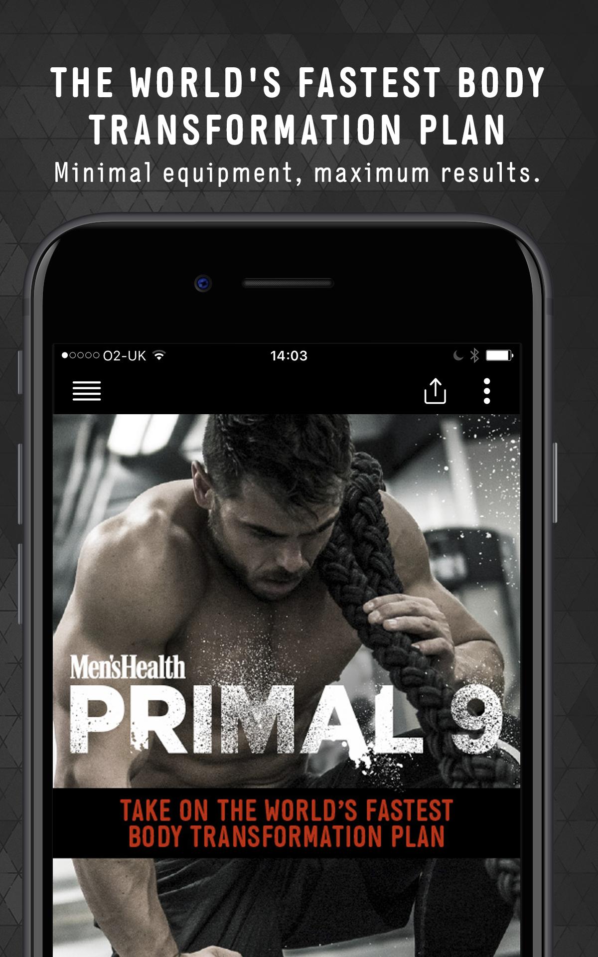 Primal 9, The World's Fastest Transformation Programme, Has Landed Primal 9, The World's Fastest Transformation Programme, Has Landed new foto