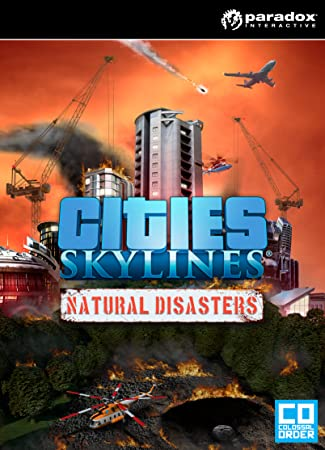 Cities: Skylines - Natural Disasters [Online Game Code]
