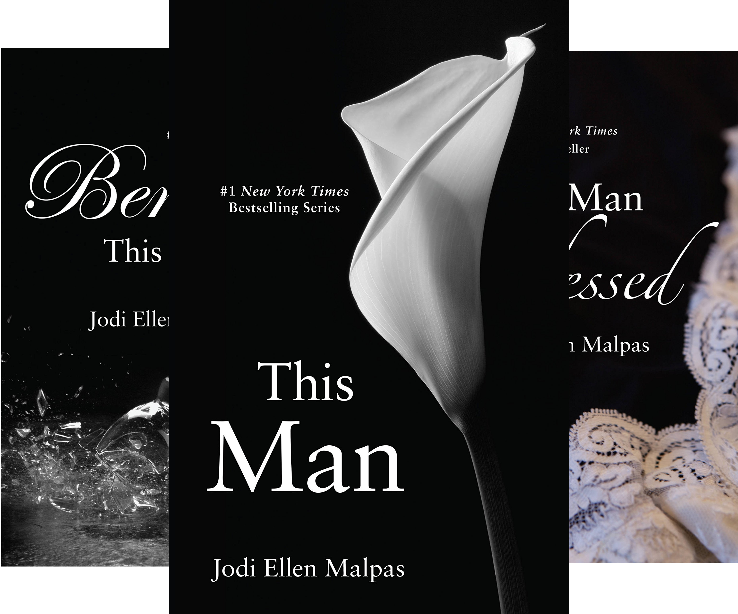 This Man Trilogy (4 Book Series)