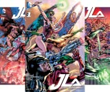 img - for Justice League of America (9 Book Series) book / textbook / text book
