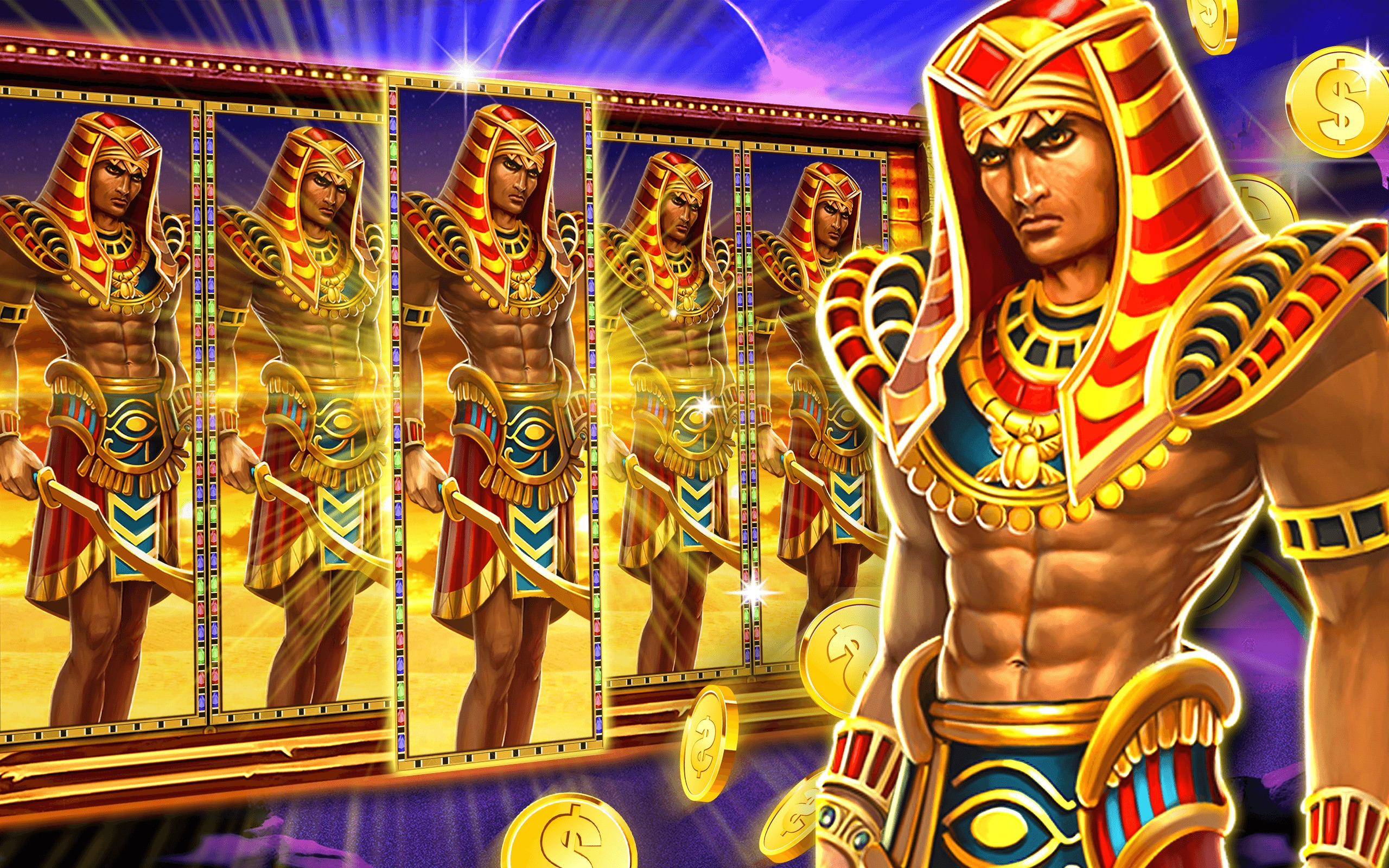 Amazon.com: Pharaohs of Egypt Slots ™: Appstore for Android