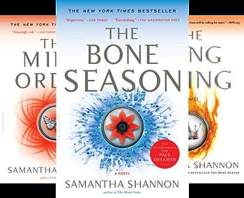 The Bone Season (3 Book Series) by Samantha Shannon