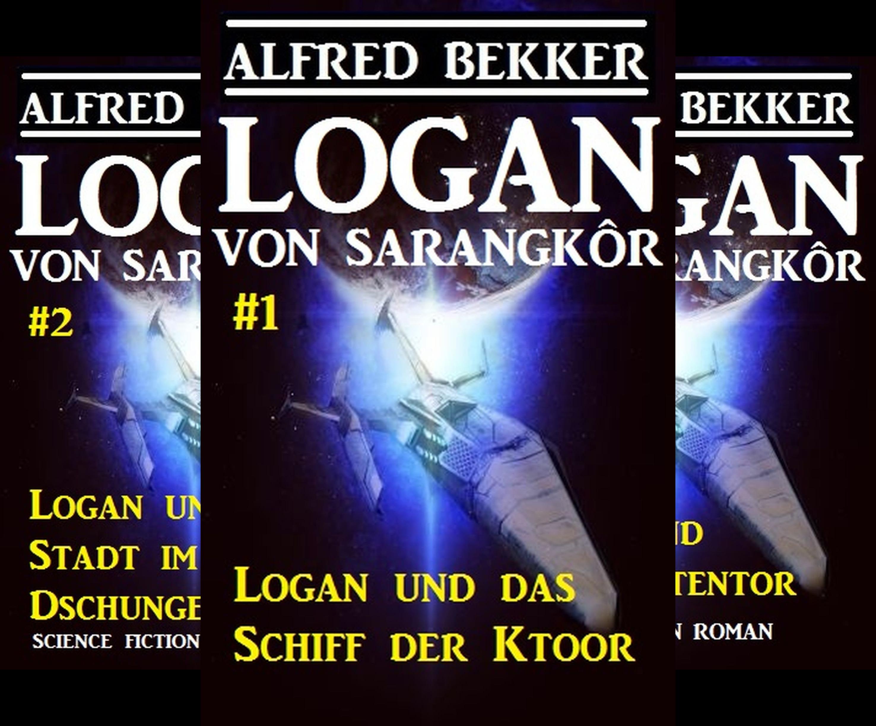 Logan von Sarangkôr (Reihe in 3 Bänden)