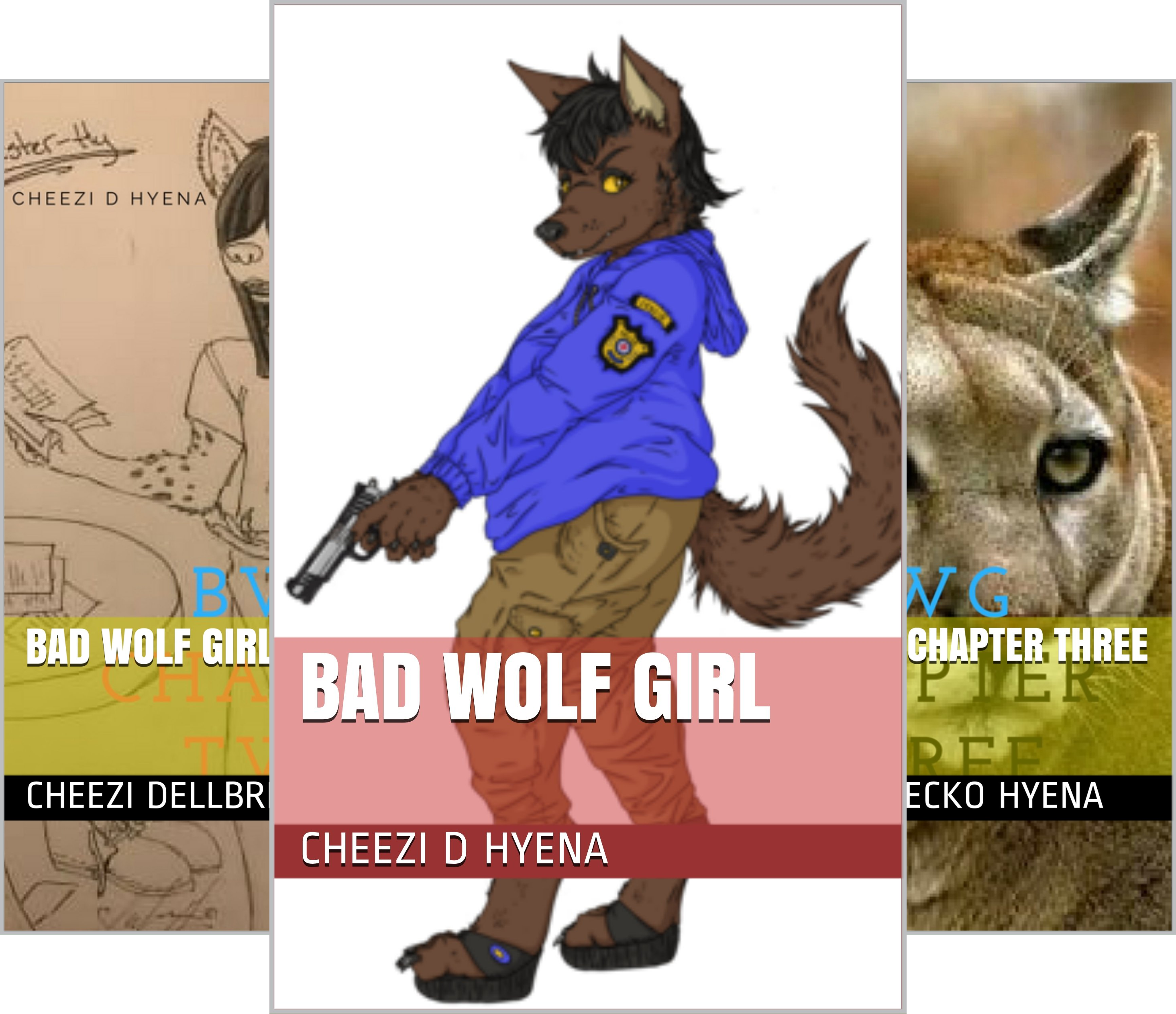 Bad Wolf Girl (6 Book Series)