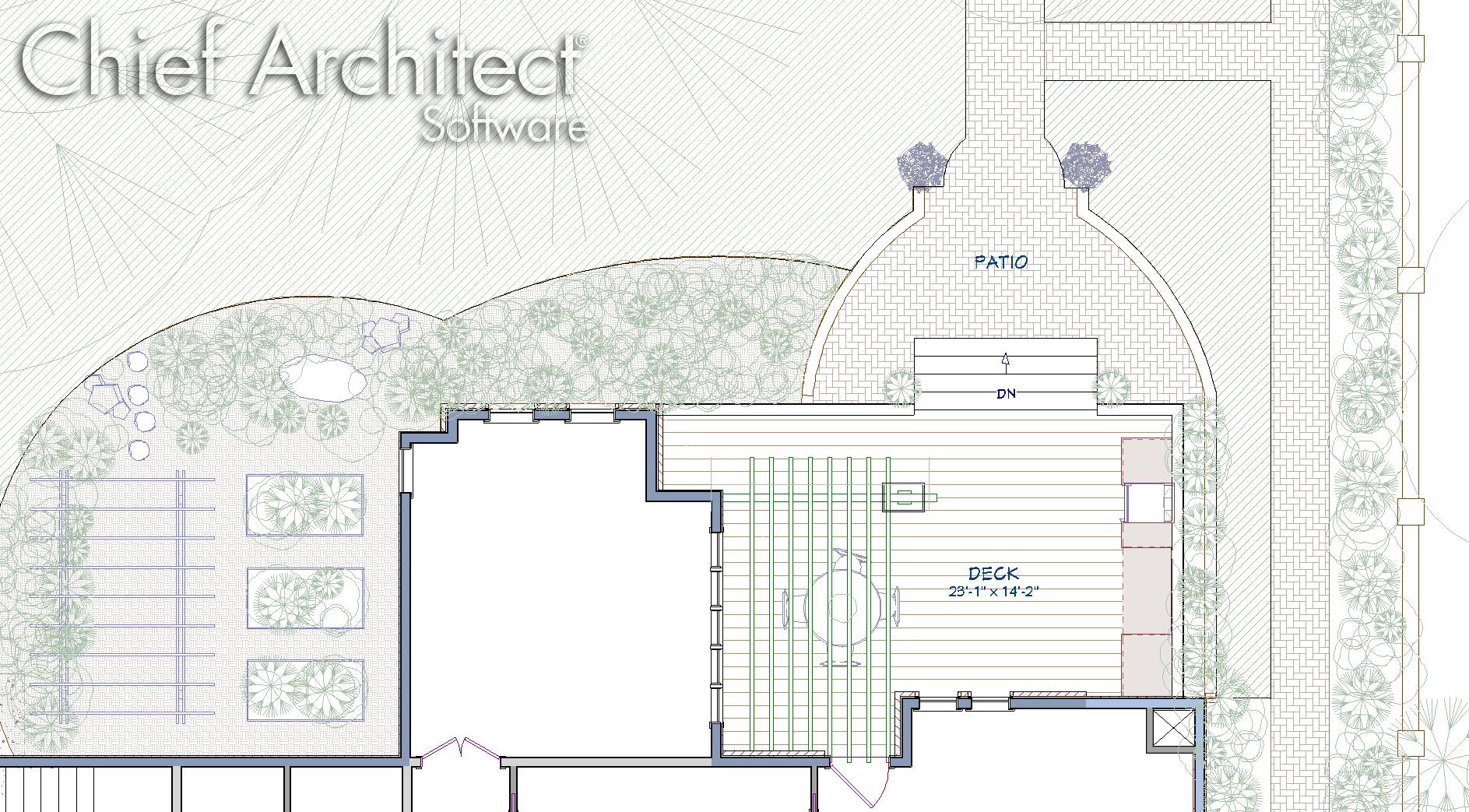 Chief architect interior autos post for Chief architect home designer suite torrent
