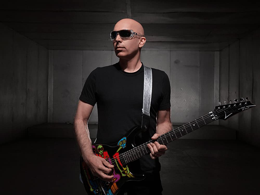The 62-year old son of father (?) and mother(?) Joe Satriani in 2019 photo. Joe Satriani earned a  million dollar salary - leaving the net worth at  million in 2019
