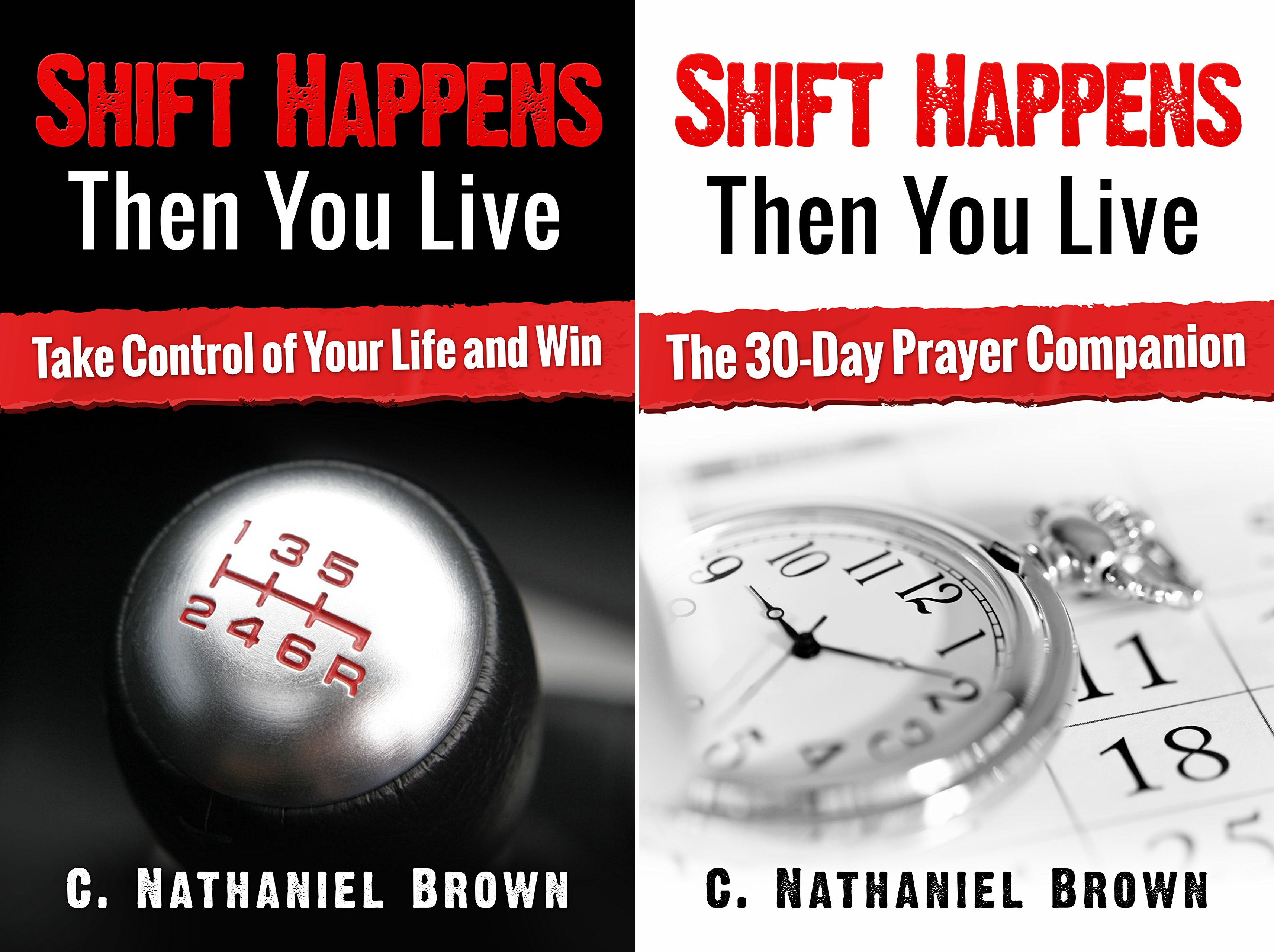 The Shift Series (2 Book Series)