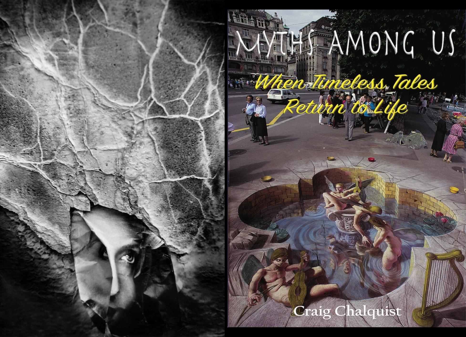 Living Myth Series (2 Book Series)