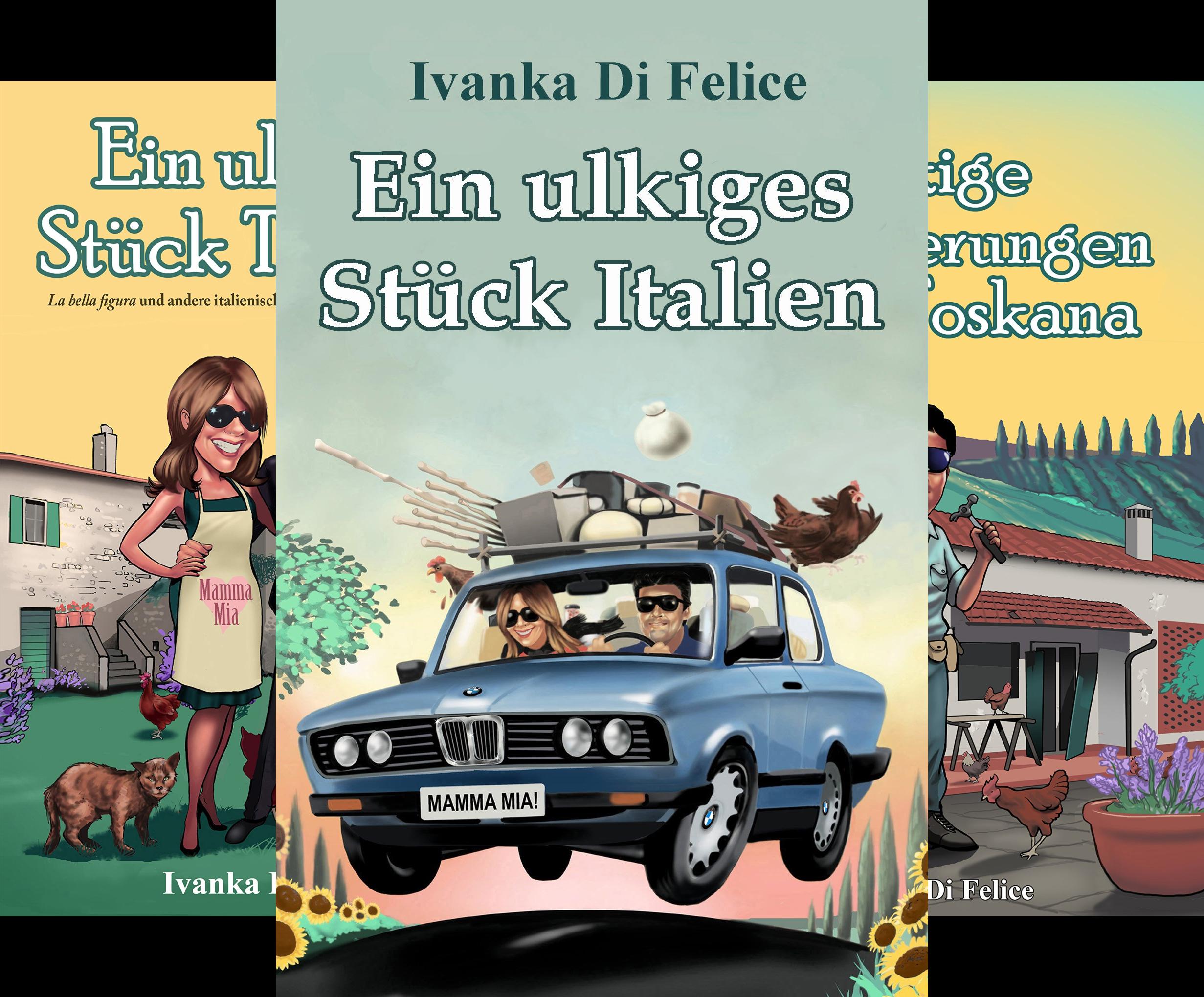 Leben auf Italienisch (Reihe in 3 Bänden)