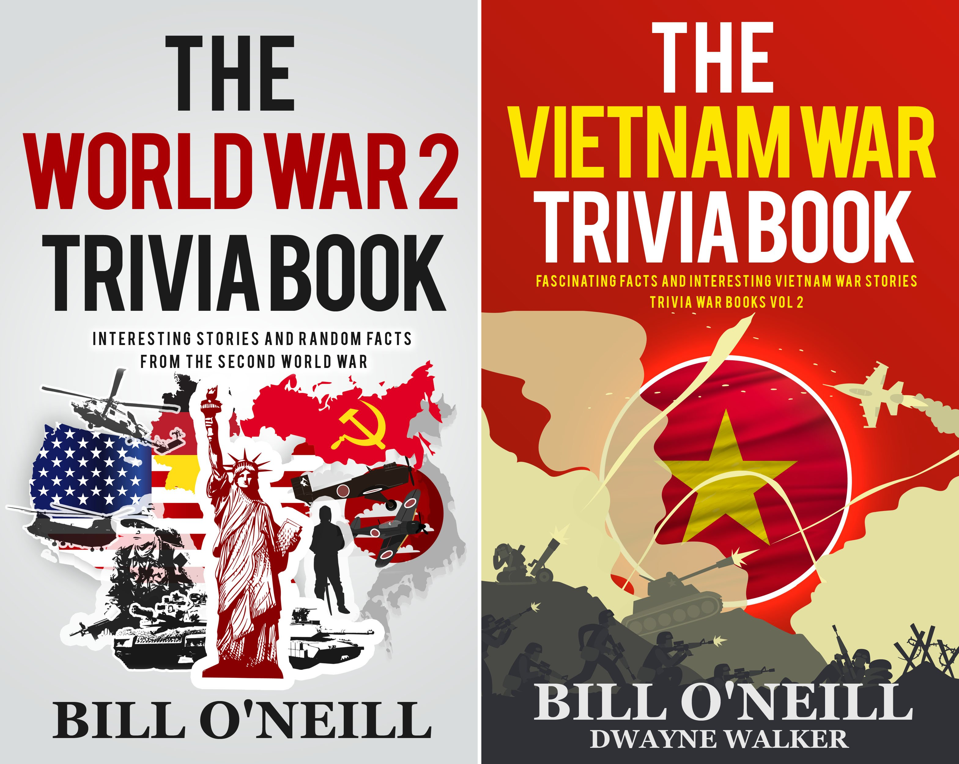 Trivia War Books (2 Book Series)