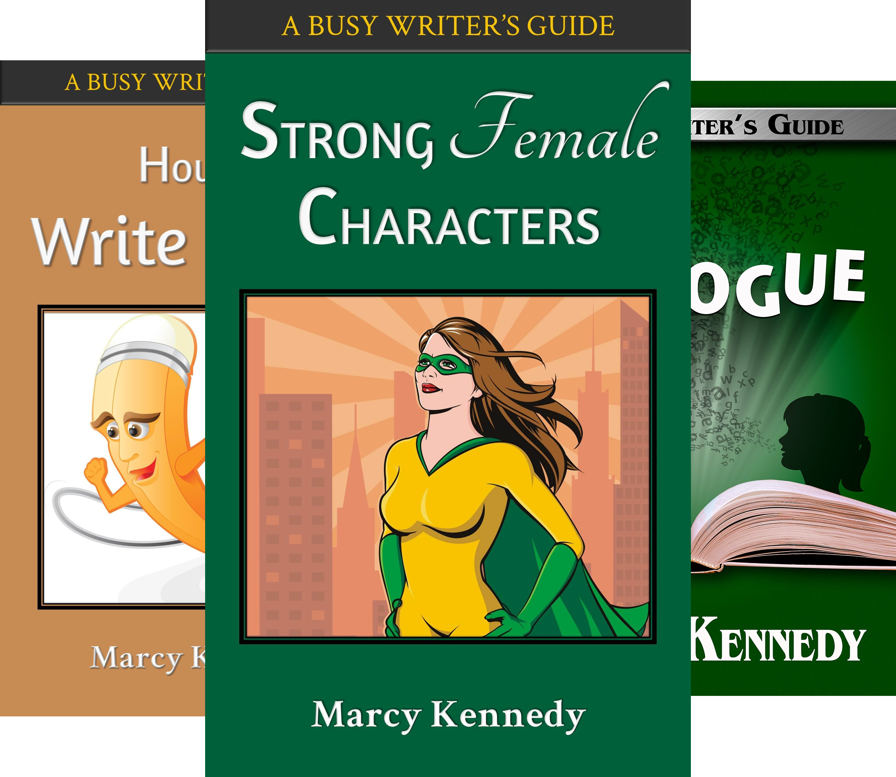 Busy Writer's Guides (11 Book Series)