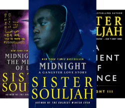 The Midnight Series (3 Book Series) by  Sister Souljah