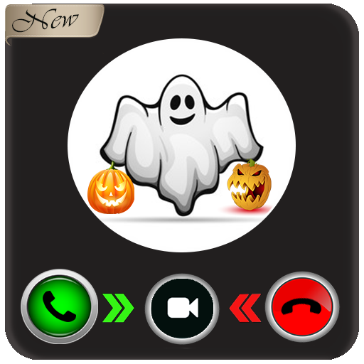 Halloween Ghost Calling - Scary Call New fashion Call -