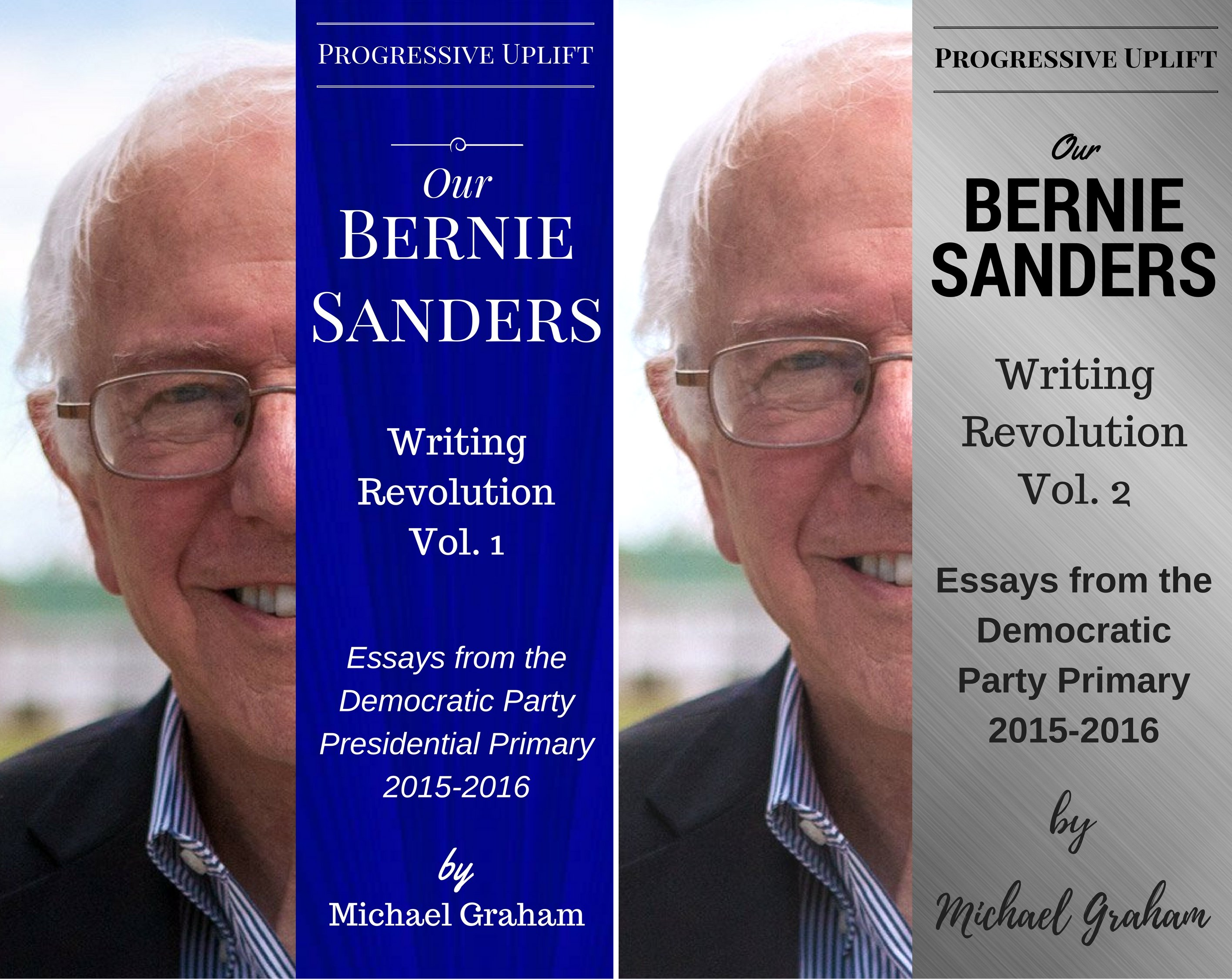 Our Bernie Sanders (2 Book Series)