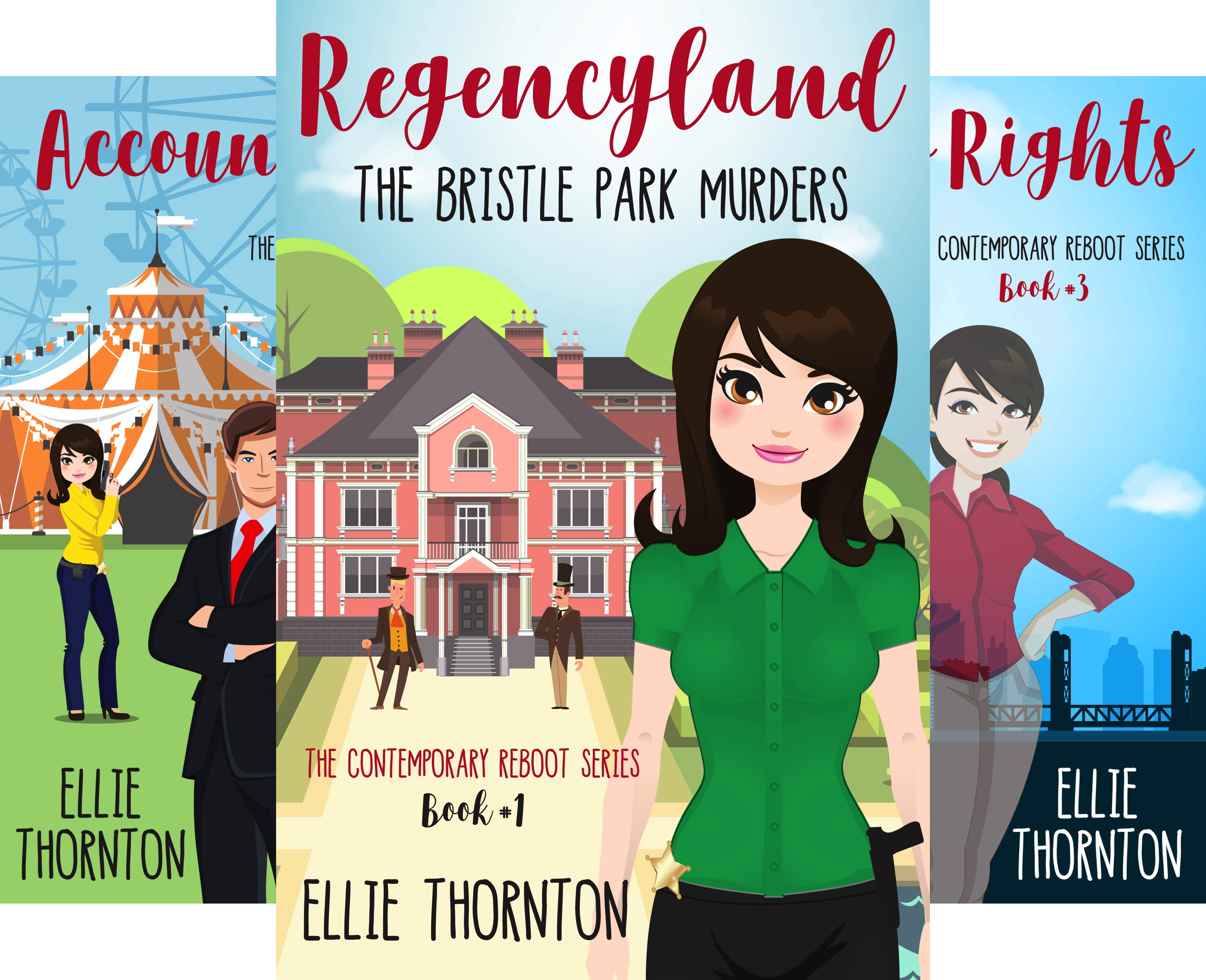 The Contemporary Reboot Series (3 Book Series)