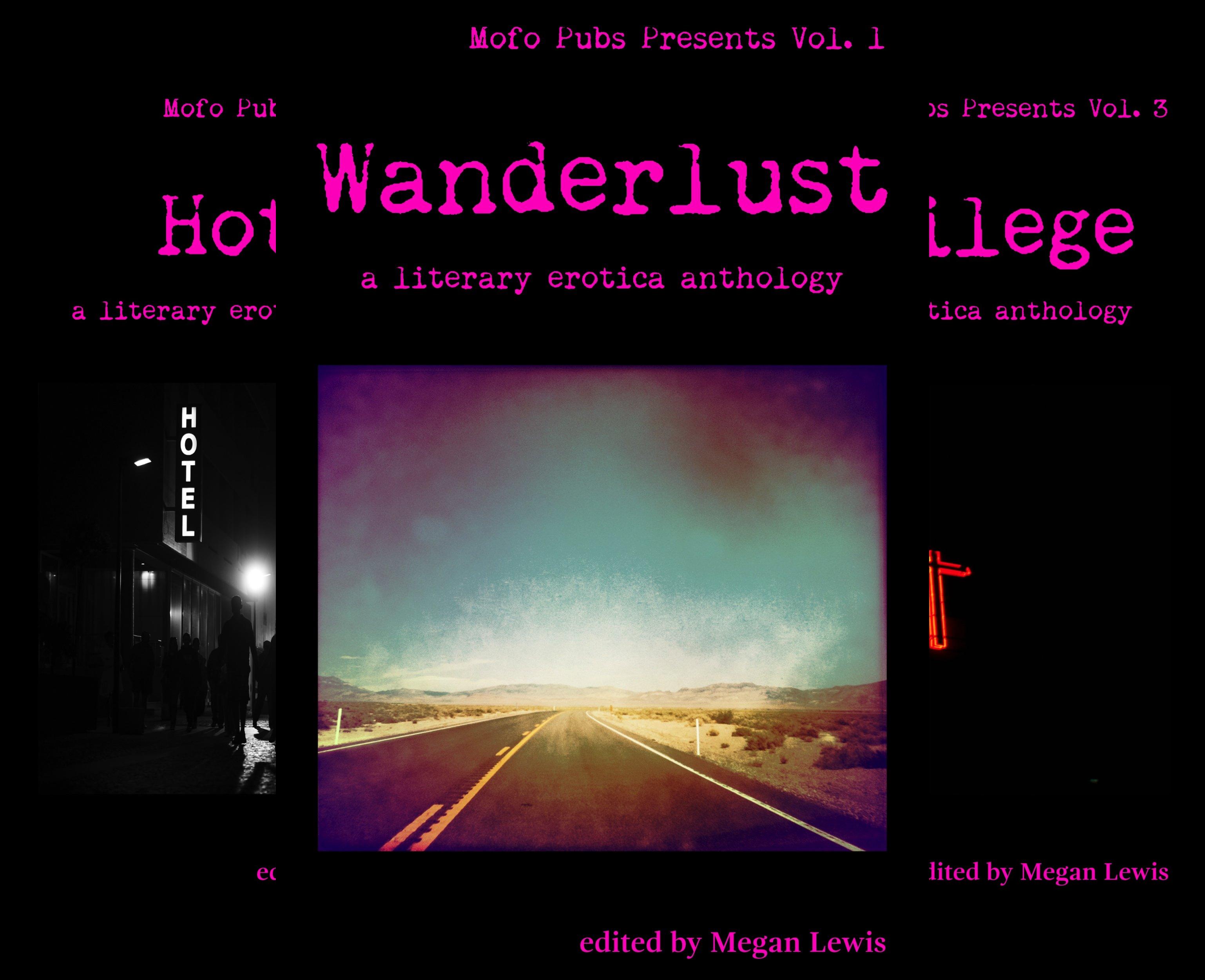 Mofo Pubs Presents (4 Book Series)