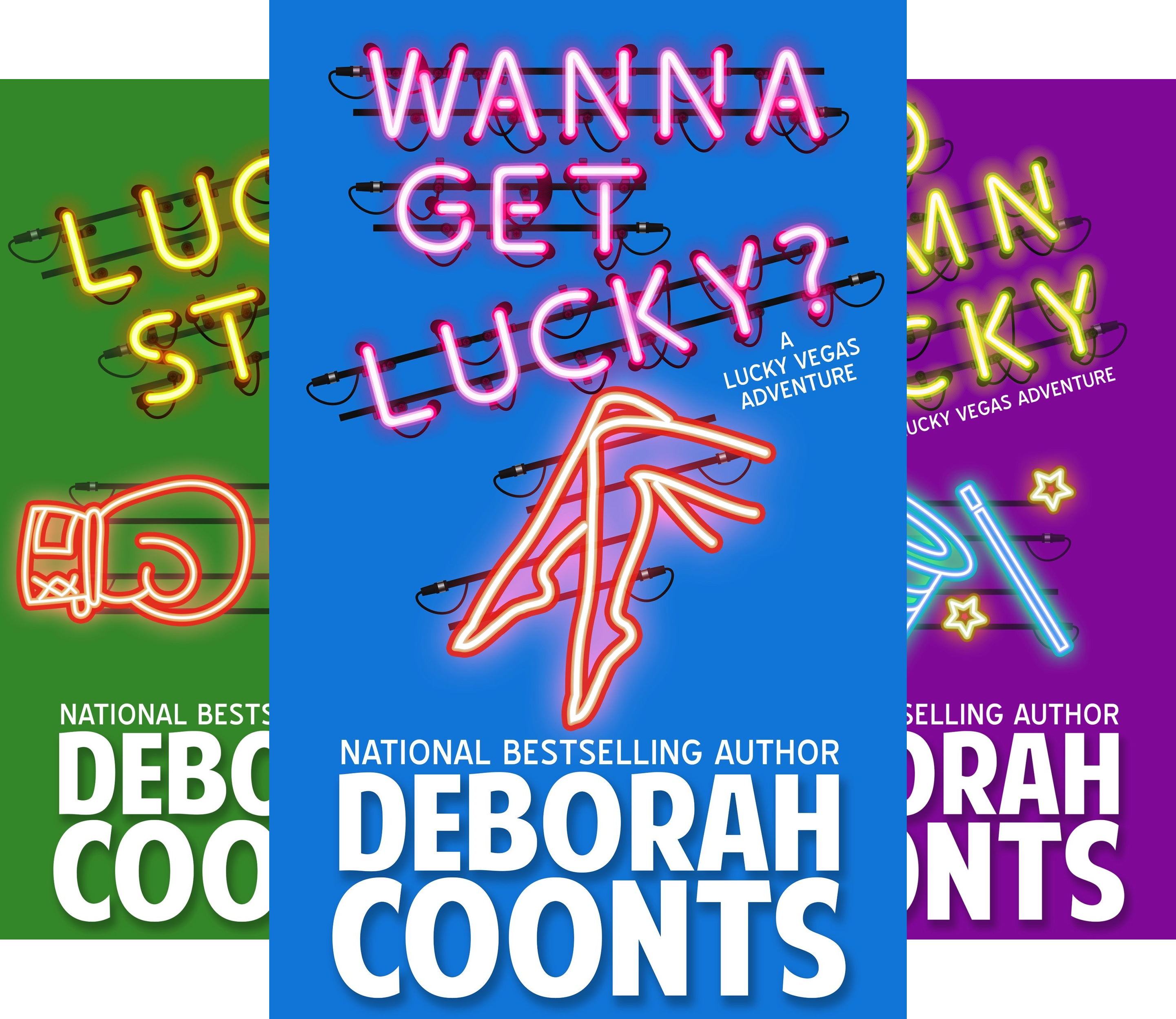The Lucky O'Toole Vegas Adventure Series (9 Book Series)
