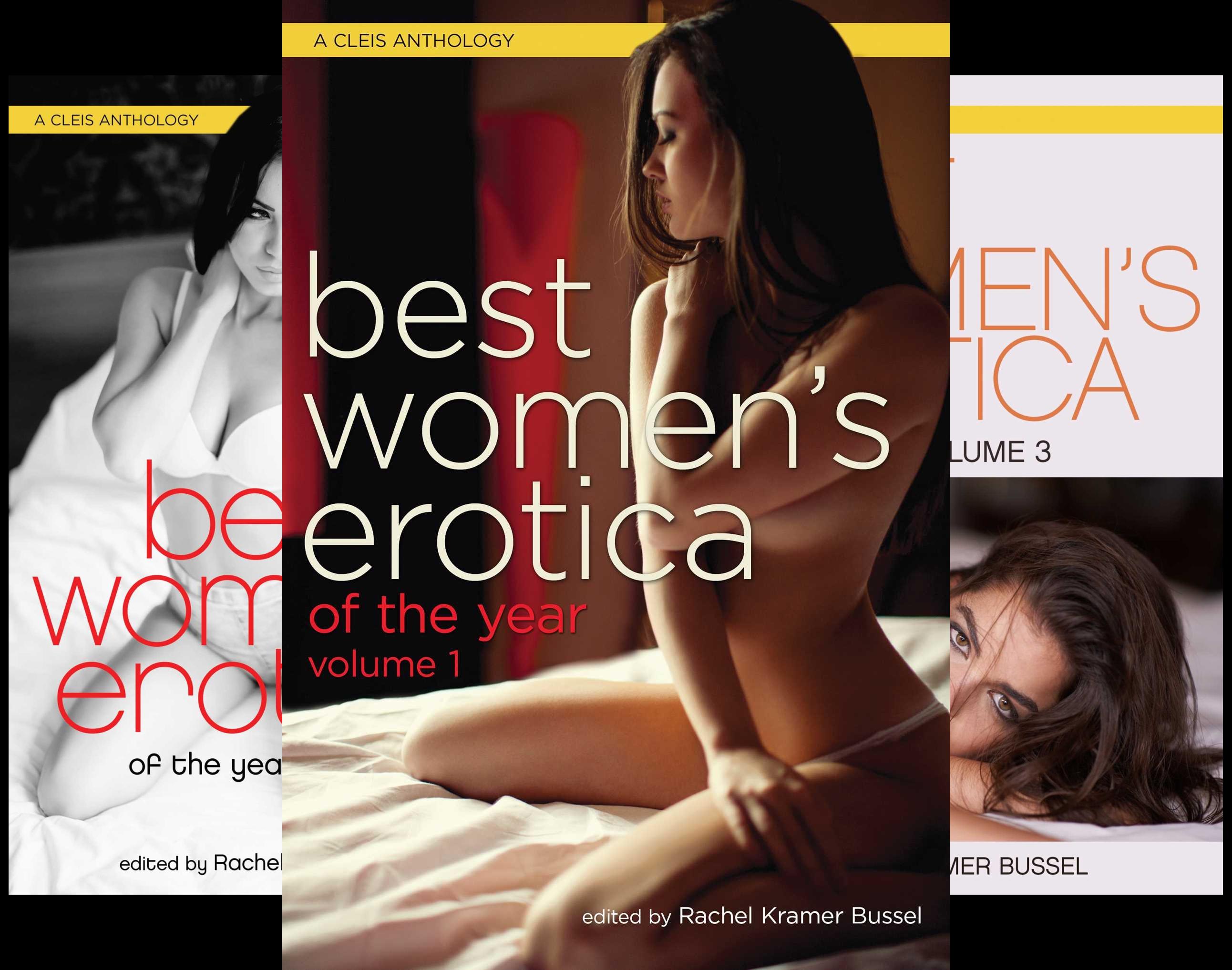 Best Women's Erotica Series (4 Book Series)