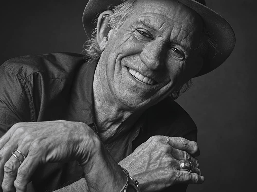 Keith Richards on Amazon Music