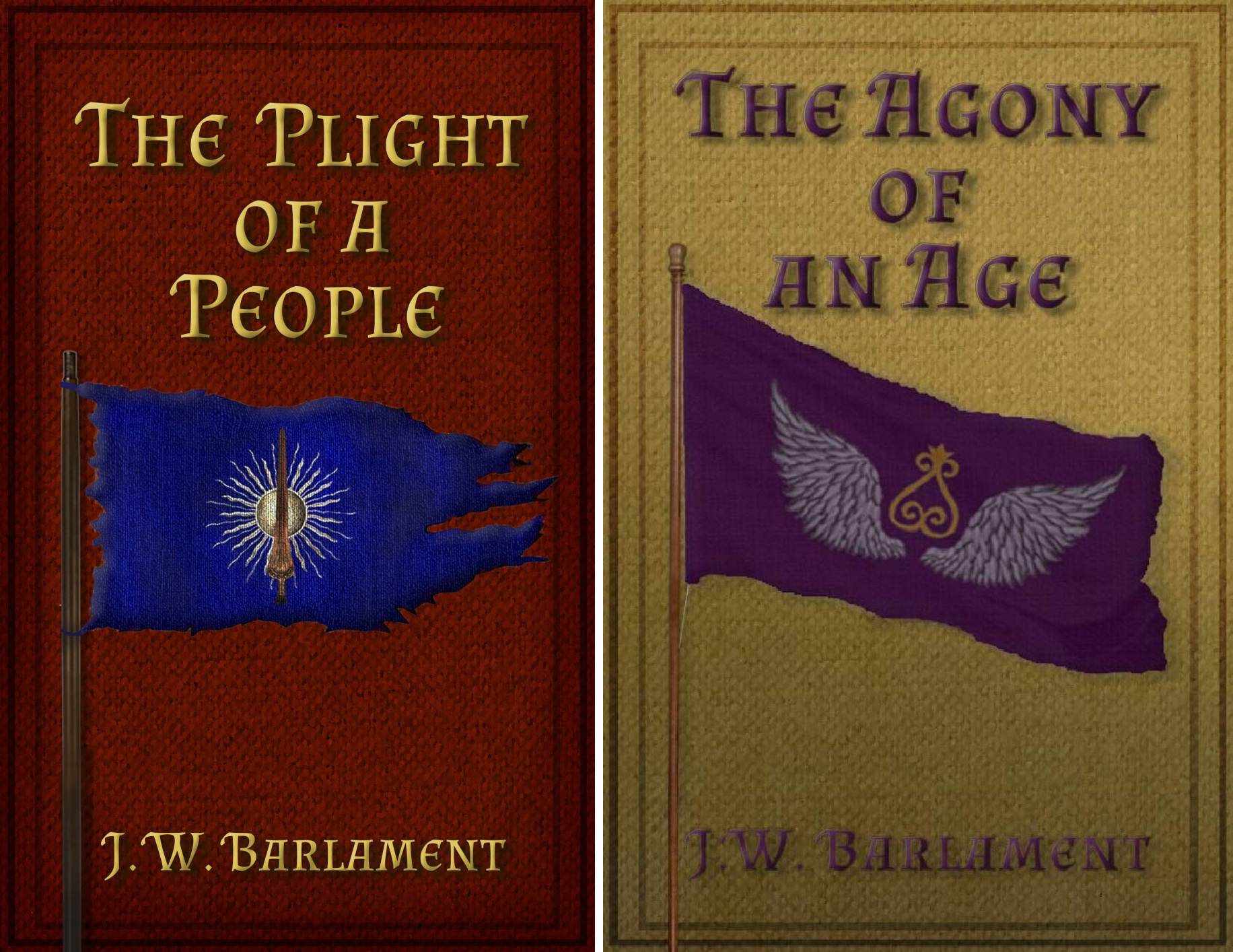 The Plight of a People (2 Book Series)