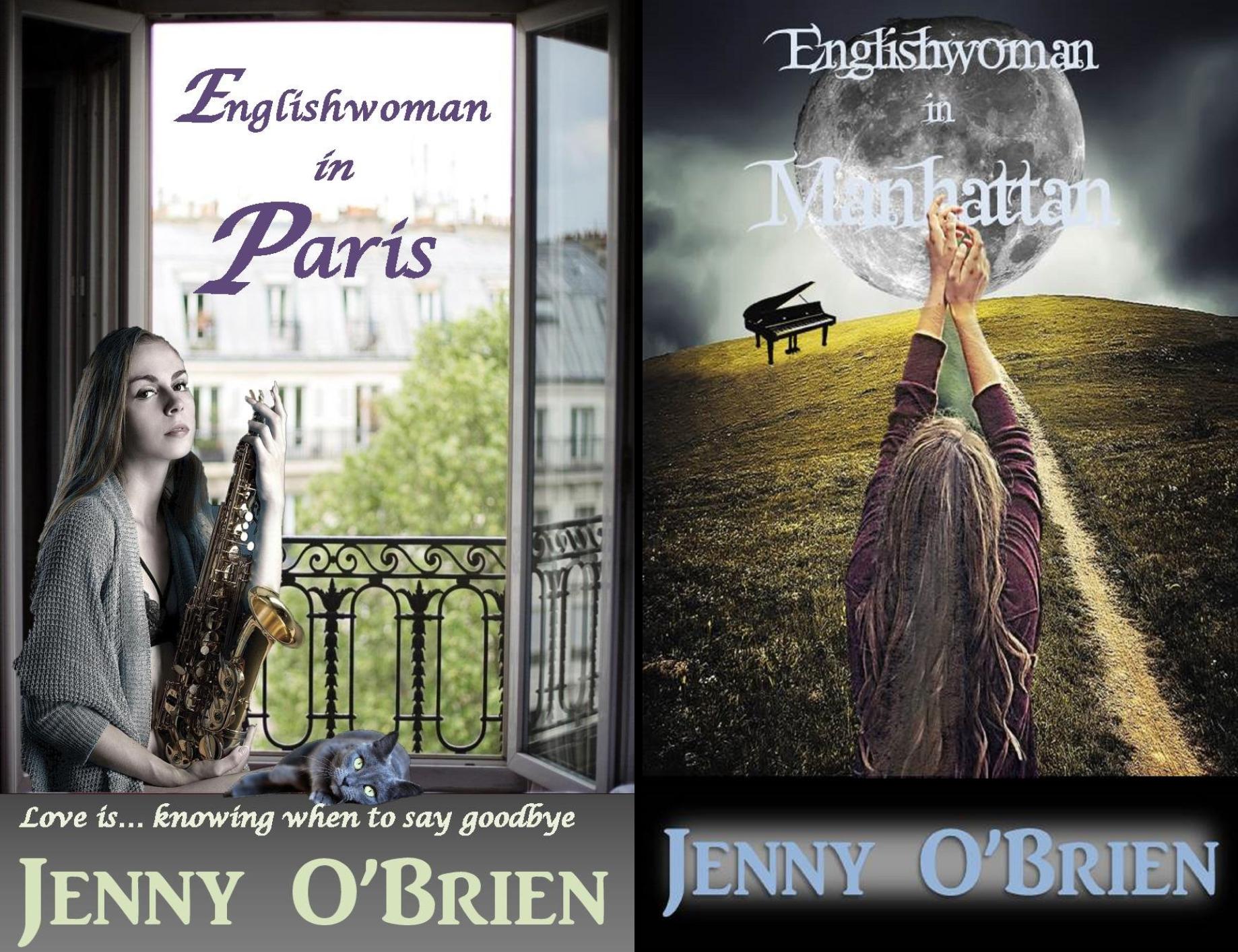 Englishwoman (2 Book Series)