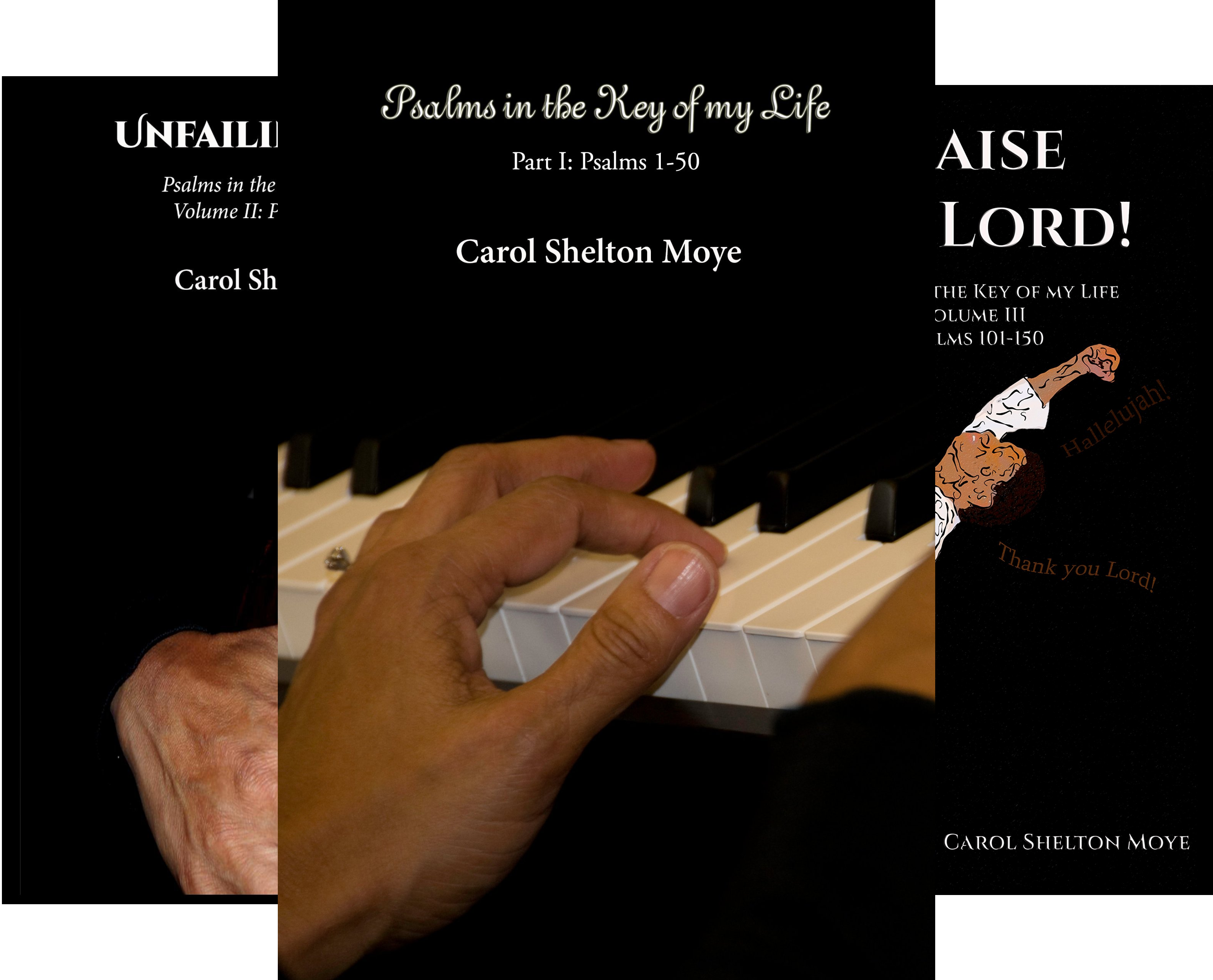 Psalms in the Key of my Life (3 Book Series)