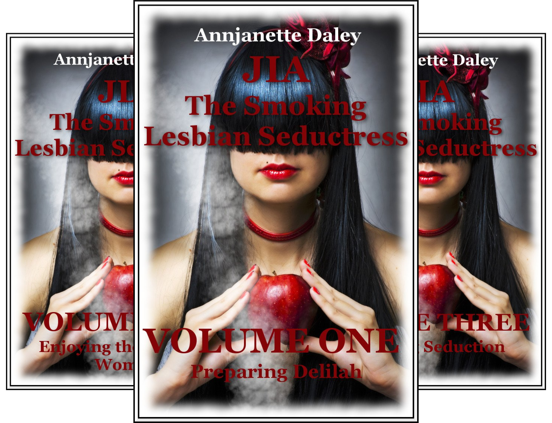 Jia the Smoking Lesbian Seductress (12 Book Series)