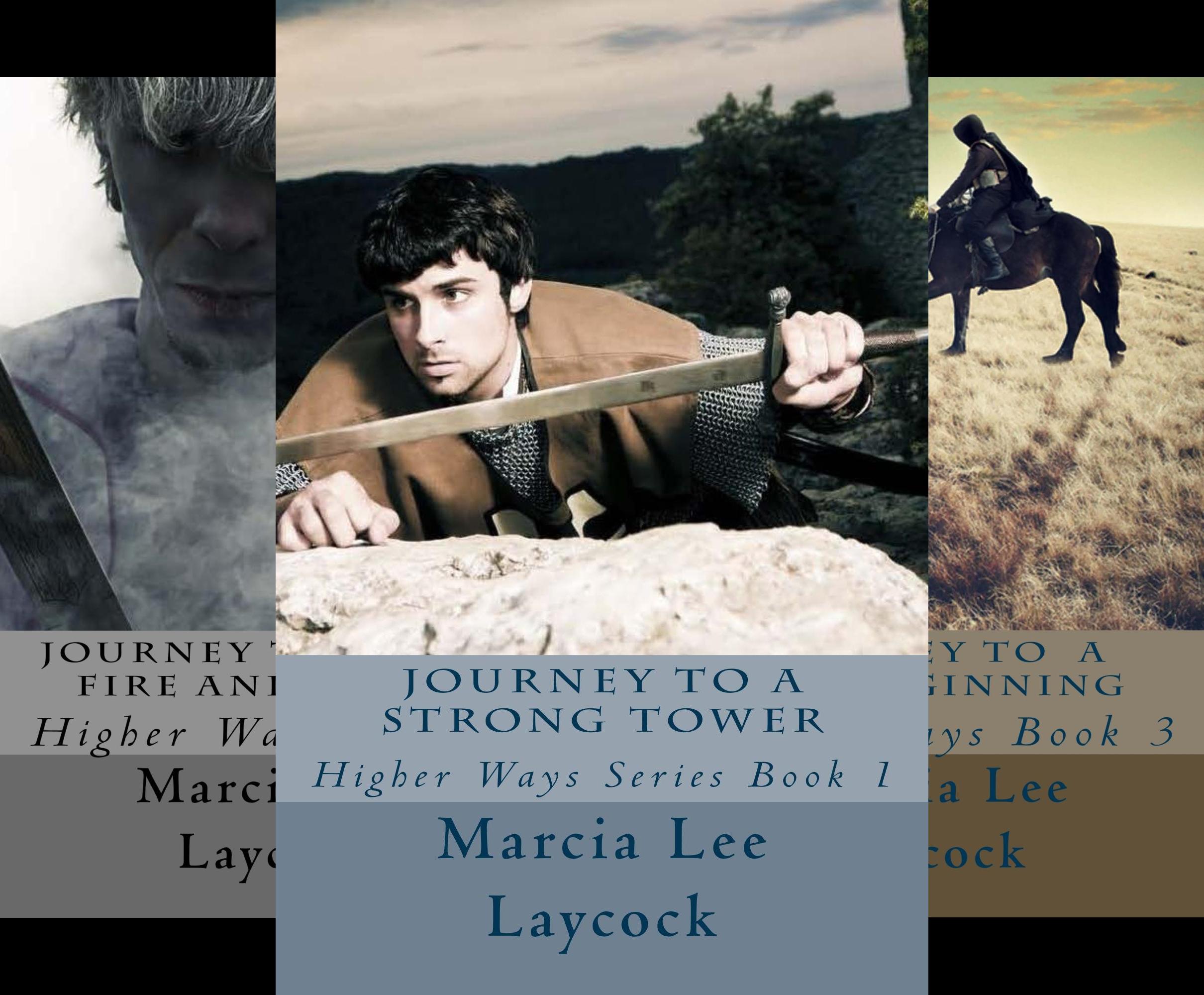 Higher Ways (3 Book Series)