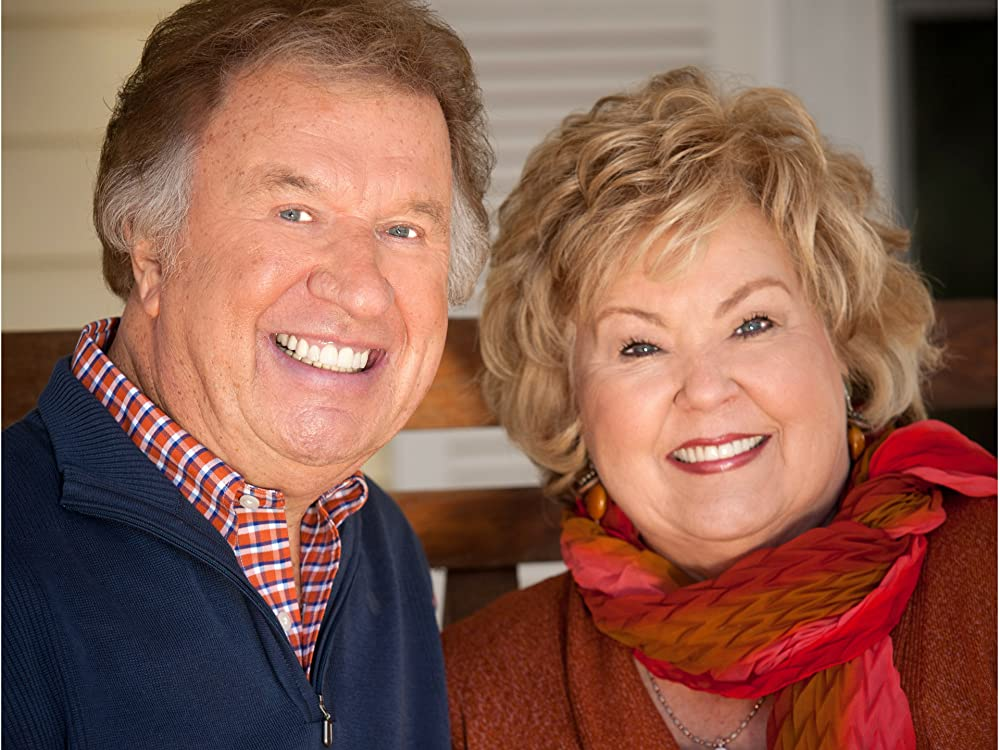 Bill Gaither with endearing, Wife Gloria Gaither