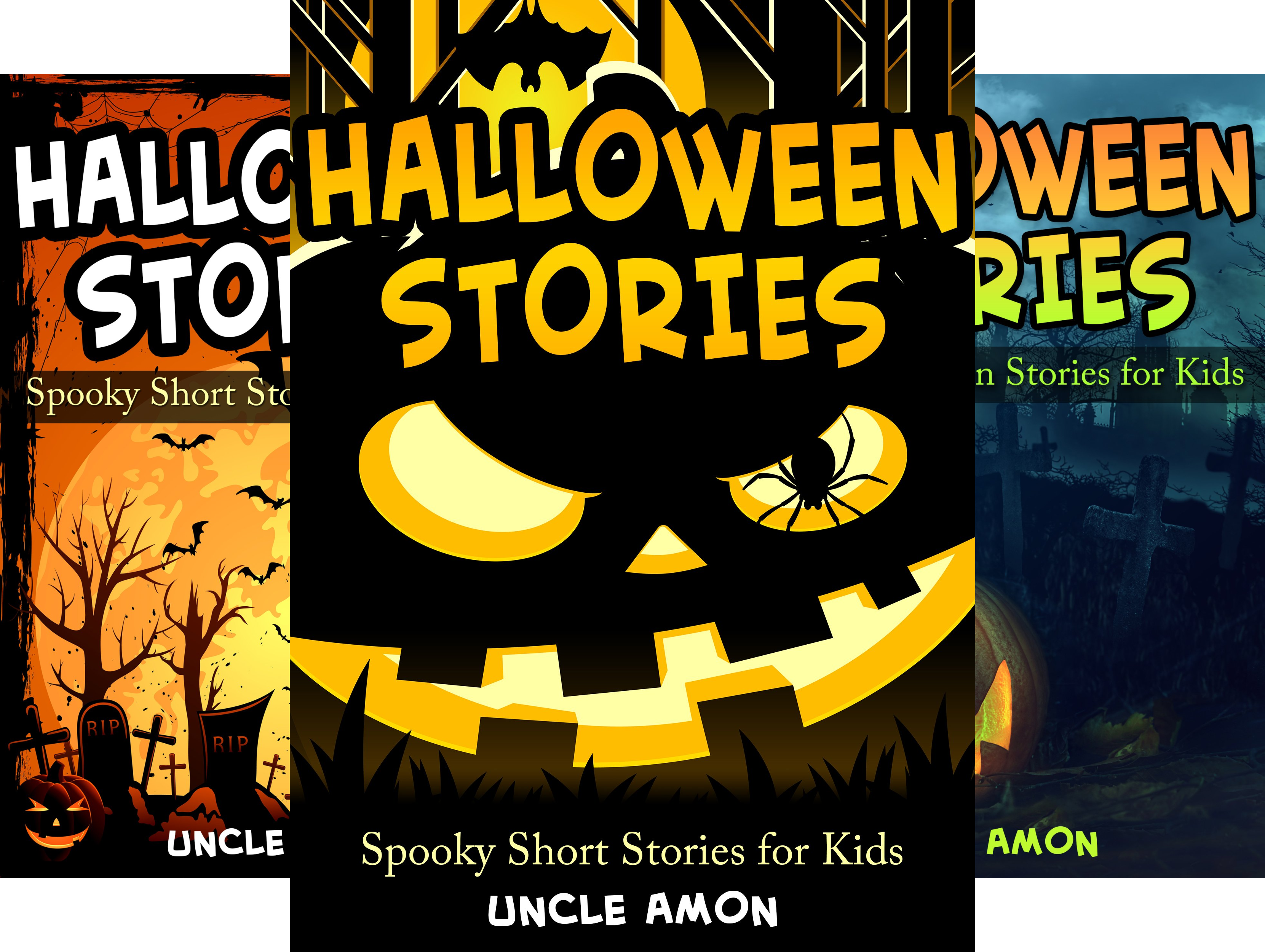 Halloween Collection (7 Book Series)