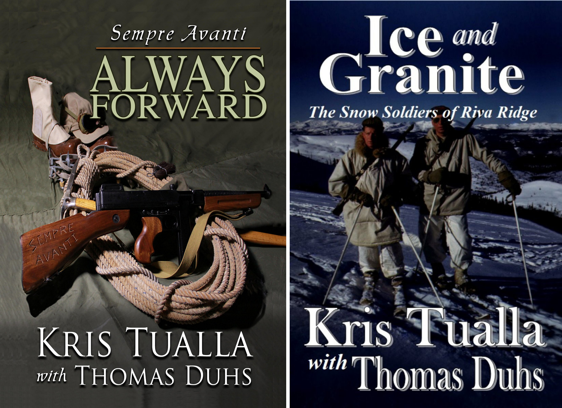 Duh Series - The Camp Hale Series (2 Book Series)