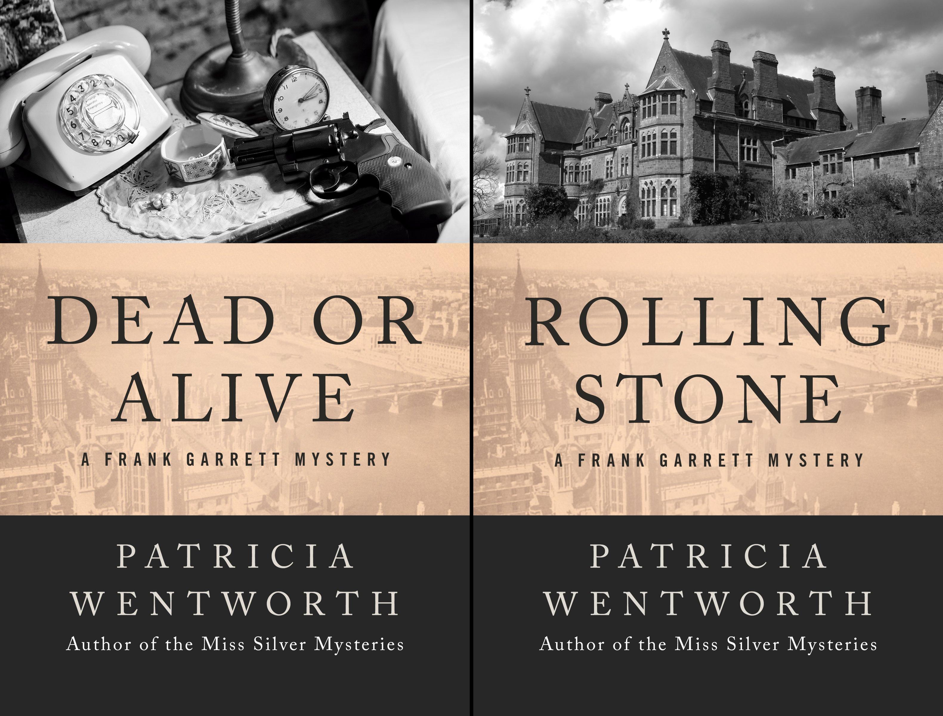 The Frank Garrett Mysteries (2 Book Series)