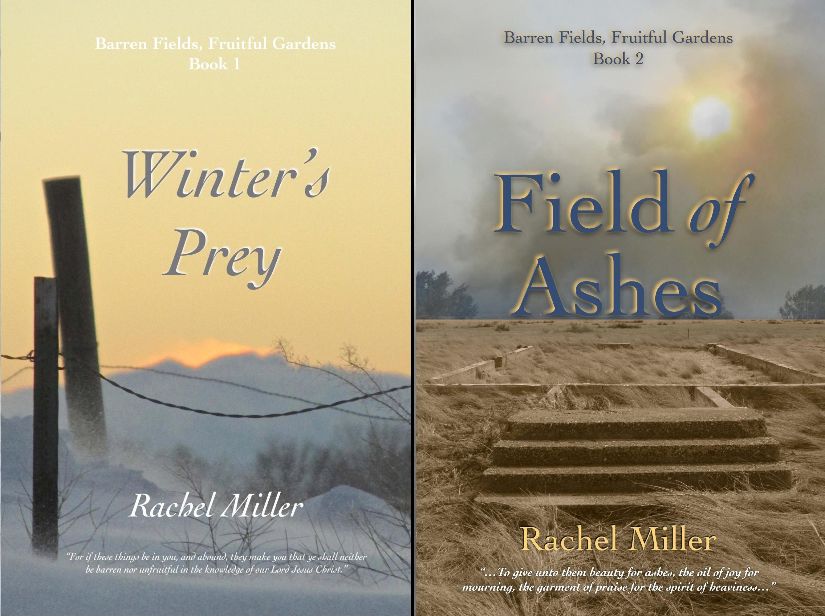 Barren Fields, Fruitful Gardens (2 Book Series)